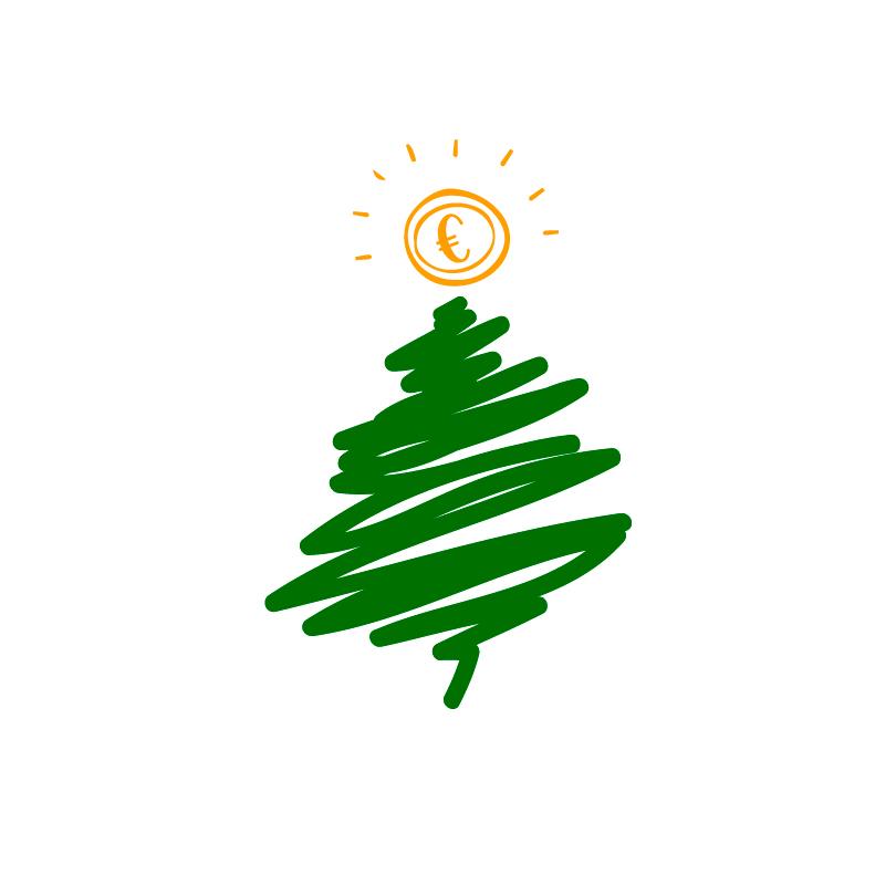 Regala lotería de Navidad
